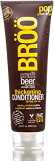 BRÖÖ Craft Beer Thickening Conditioner - 8.5 fl.oz.(250 ml) - Citrus Creme