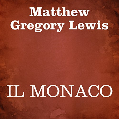 Il monaco audiobook cover art