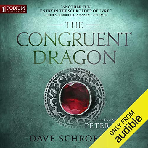The Congruent Dragon audiobook cover art