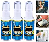Xcvbnm Magic Degreaser Cleaner Spray Kitchen Bathroom Home Dilute Dirt & Oil, 30ml Grease Police Cleaner Spray Dilutes Dirt and Oil para cocinas, baños, hornos de Servicio Pesado (3pcs)