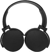 Andoer Fones de ouvido com cancelamento de ruído ativo 350BT Fone de ouvido sem fio Bluetooth com microfone ANC na orelha ...