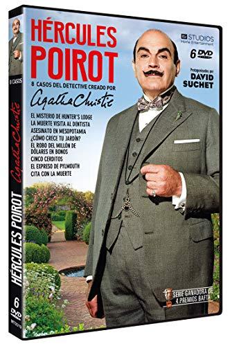 comprar Hércules Poirot. Volumen 1. [DVD]