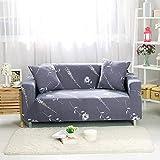 HYRGLIZI Protecteur de meubles de Salon pour chiens animaux de compagnie, housse de canapé en Forme de L segmentée imperméable, housse de meubles pour Chien extensible-21_1 Places 90-140 cm