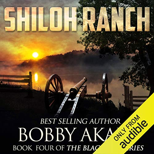 Shiloh Ranch Audiobook By Bobby Akart cover art