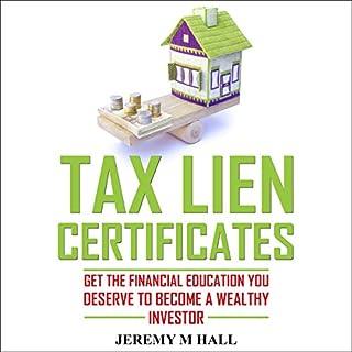 Tax Lien Certificates audiobook cover art