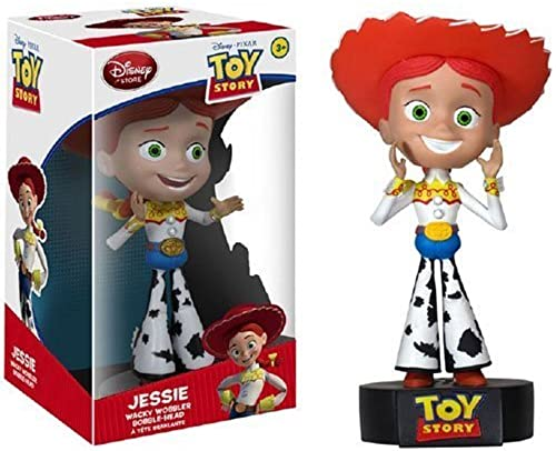 Toy Story Wacky Wobbler Jessie Bobble Head by Toy Story