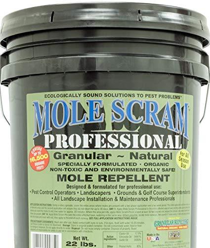 EPIC Repellents Mole Scram Professional