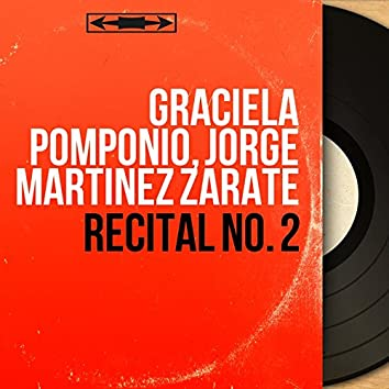 Récital no. 2 (Stereo Version)