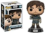 Funko POP! 10451 'Star Wars Rogue One Captain Cassian Andor Bobble Toy