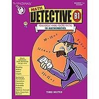 Math Detective B1: Higher-order Thinking, Reading, Writing in Mathematics