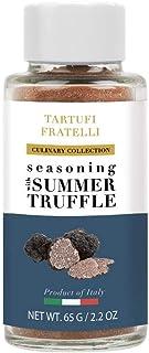 Truffle SEASONING with Summer Truffle 2.2 oz. (65g) The Original TARTUFI FRATELLI Seasoning - Product of Italy - Non-GMO, ...