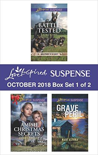 Download Harlequin Love Inspired Suspense October 2018 - Box Set 1 of 2: Battle Tested\Amish Christmas Secrets\Grave Peril (English Edition) B07B26KR28