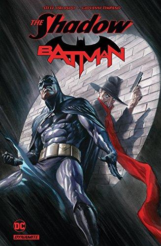 The Shadow/Batman