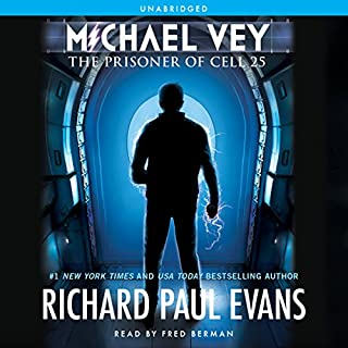 Michael Vey: The Prisoner of Cell 25                   By:                                                                                                                                 Richard Paul Evans                               Narrated by:                                                                                                                                 Fred Berman                      Length: 9 hrs and 18 mins     2,627 ratings     Overall 4.5