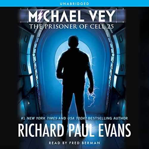 Michael Vey: The Prisoner of Cell 25 audiobook cover art