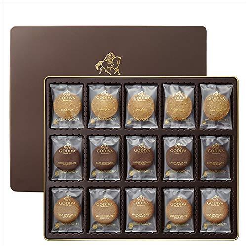 【公式】 ゴディバ (GODIVA) クッキーアソートメント (55枚入)