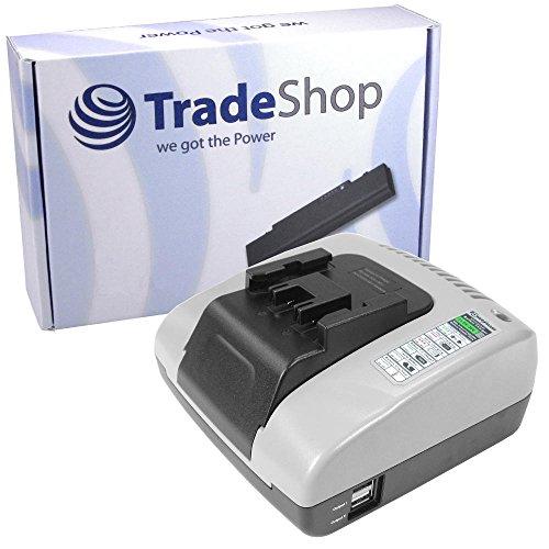 Trade-Shop - Cargador de bateria para Hilti B144, B22, B36B, 2203932, 418009, BP6-86, TE6-A, TE7-A, WSC7.25, WSC70-A36 (21,6 - 36 V, Ni-MH, ion de litio)