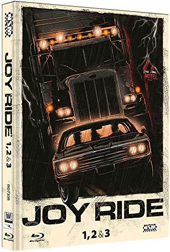 Joy Ride 1-3 [Blu-Ray] - uncut - auf 333 limitiertes Mediabook Cover A