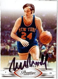 Jeff Van Gundy autographed basketball card (New York Knicks Coach) 1997 Skybox Hoops #266 - Basketball Slabbed Autographed Cards