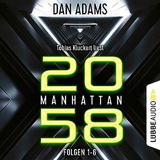 Manhattan 2058. Sammelband 1-6 Titelbild