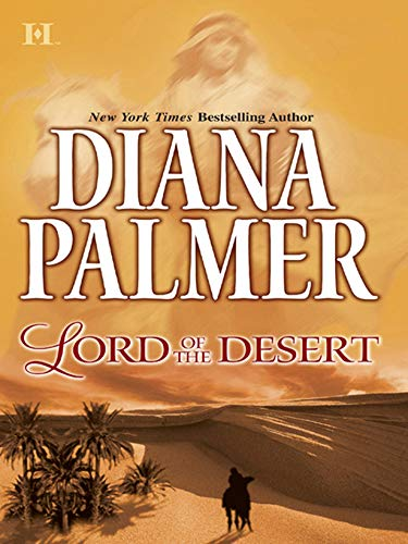 Lord of the Desert (Long, Tall Texans, Book 27) (English Edition)