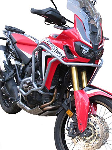 Paramotore HEED CRF 1000 Africa Twin DCT - Bunker, argento