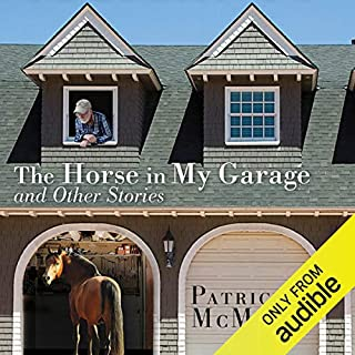 The Horse in My Garage and Other Stories audiobook cover art