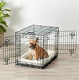 Zoom IMG-1 amazonbasics gabbia per cani in