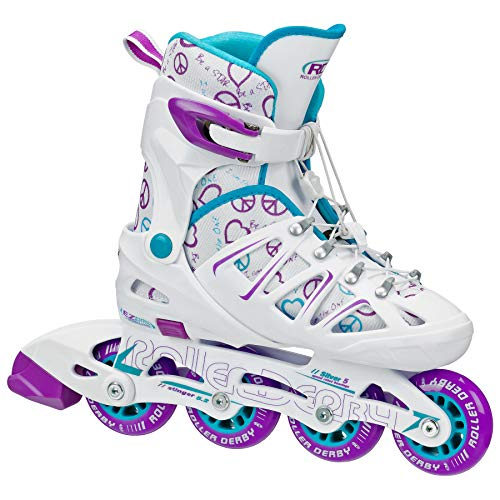 Roller Derby Stinger 5.2 Adjustable Inline Skate
