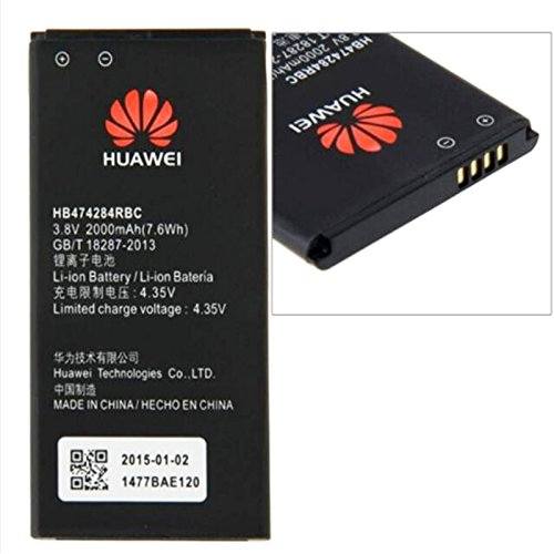 Bateria Movil Huawei Ascend Y550 HB474284RBC 2000mAh Original