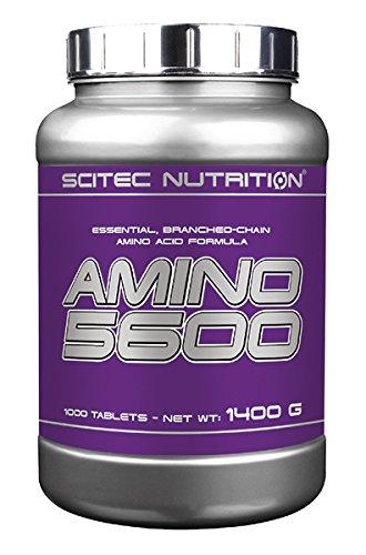 Scitec Nutrition Amino 5600, 1000 Compresse
