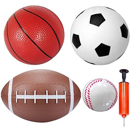 Balón De Rugby Playa  marca Anzmtosn