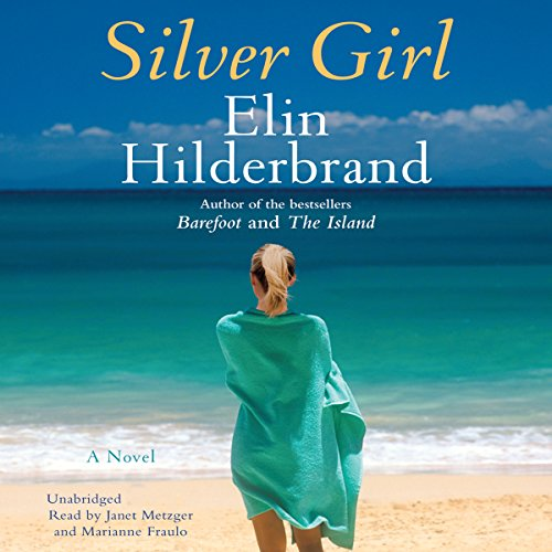 Silver Girl audiobook cover art