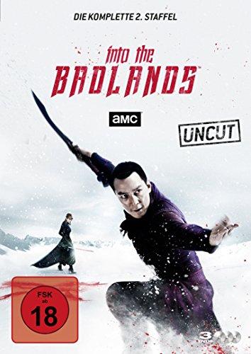 Staffel 2 (Uncut) (3 DVDs)