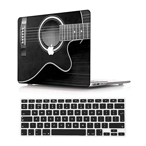 NEWCENT New MacBook Pro 13' Case,Plastic Ultra Slim Light Hard Case UK Keyboard Cover for Mac Pro 13 with/Without Touch Bar 2020 Release(Model:A2289/A2251),Diablo 16