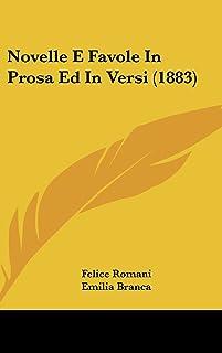 Novelle E Favole in Prosa Ed in Versi (1883)
