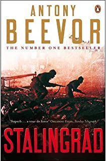Stalingrad by Antony Beevor - Paperback
