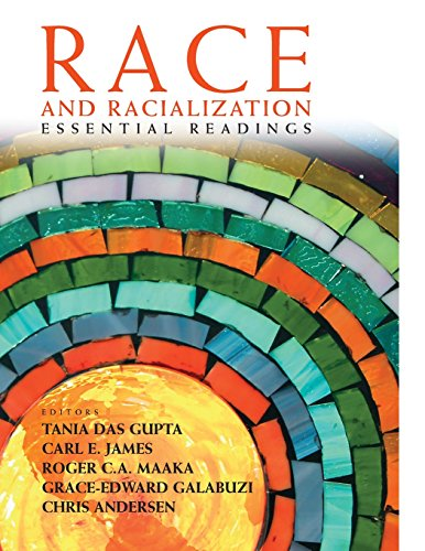 Race and Racialization: Essential Readings