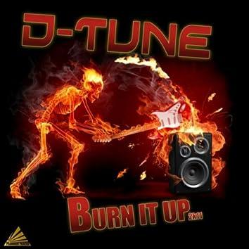 Burn It up 2K11