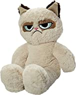 Floppy Grumpy Cat dog toy is so fluffy he'll be a dog's favourite cuddle buddy in no time! Perfect for to play with all day in the home or garden. It is soft to the touch yet strong enough to withstand being chewed on. Cats should be supervised at al...
