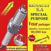 Best renault megane spark plugs Reviews