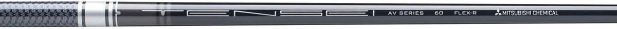 Mitsubishi Tensei AV Silver Trust 60 Sacramento Mall Hybrid Iron Choos Graphite Shaft
