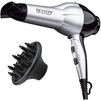 Revlon Perfect Heat 1875W Shine Boosting Hair Dryer