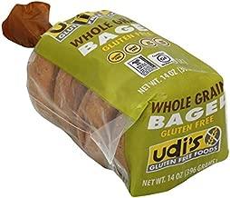 Gluten Free Whole Grain Bagel [Case of 8]