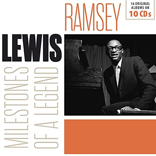 RAMSEY LEWIS -Milestones Of A Legend - 16 Original albums