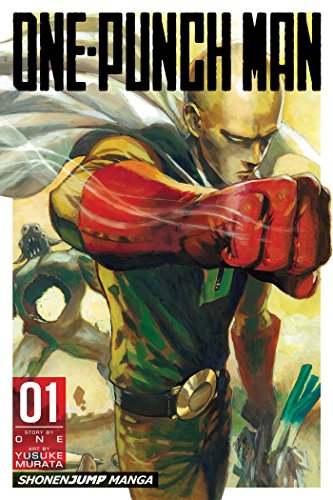 One-Punch Man Volume 1.
