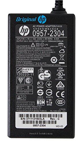 Original HP Netzteil für HP Photosmart 7510 (C311a/C311b), 7515, 7520, mit Produktgarantie