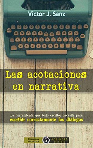 Las acotaciones en narrativa