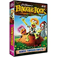 Fraggle Rock Temporada 1 en 4 DVD