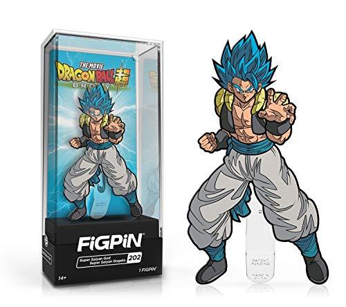 FiGPiN Classic: Dragon Ball Super: Broly - Super Saiyan God Super Saiyan Gogeta #202